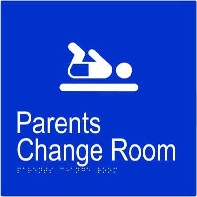 Parents Change Room